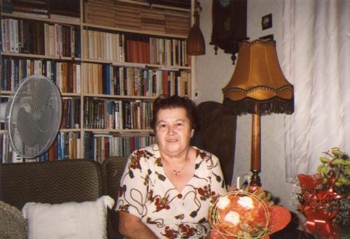Životní jubileum červenec 2010 Libuše Ďaďourková