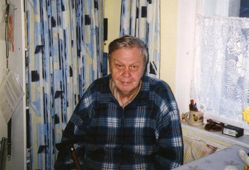 Životní jubileum červen 2014Miloslav Frydych