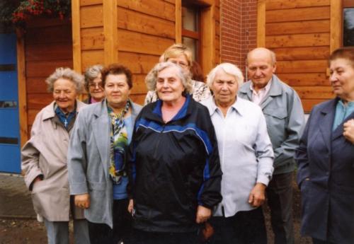 Výlet prodůchodce říjen 2004 Kozákov