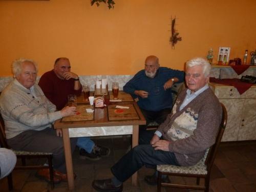 Tajný výlet s důchodci prosinec 2012