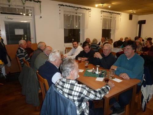 Tajný výlet pro důchodce - Botanická zahrada Liberec, restaurace v Údolí - Jílové - 10. prosince 2019